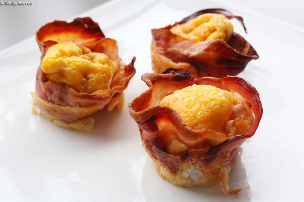 BACON EGG CUPS | RECEPT