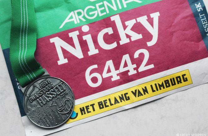 Dwars Door Hasselt 2016 - nummer en medaille
