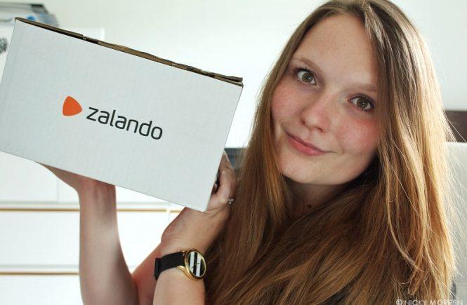 Mijn eerste Zalando bestelling
