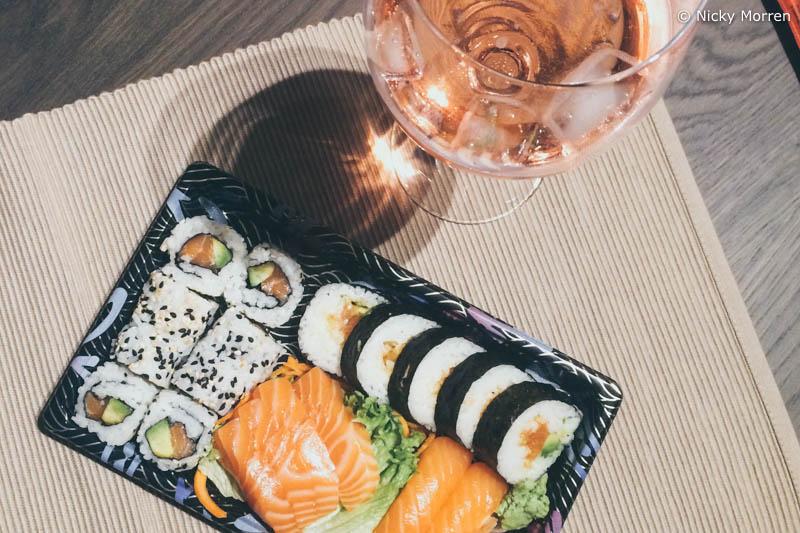 Sushi en Bellini