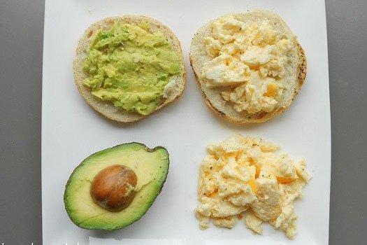 scrambled eggs uit de microgolf | RECEPT