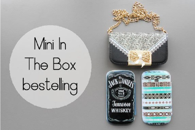 Mini In The Box bestelling | NEW IN