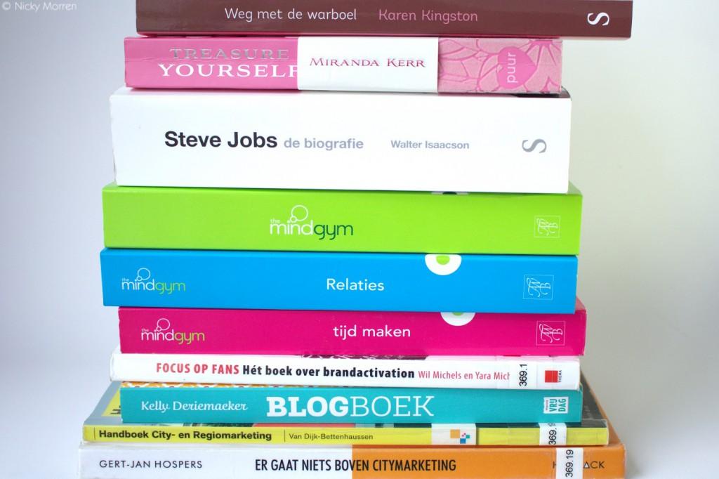 BOEKEN | books to read in 2015