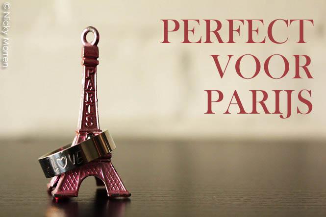NOG 2 WEKEN | PERFECT VOOR PARIJS