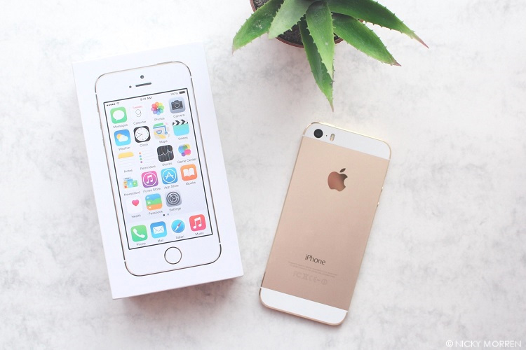 IPHONE 5S GOLD | NEW IN