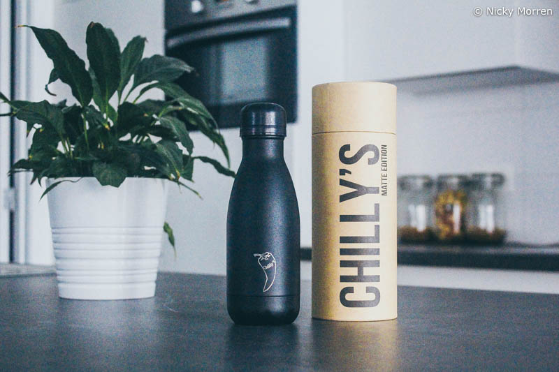 CHILLY'S BOTTLE REVIEW